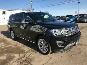2018 Ford Expedition Max Limited 3rd Row Seating | Remote Sta...