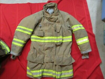 Mfg. 2011 Globe Gxtreme 38 X 35 Firefighter Turnout Bunker Jacket Fire Rescue