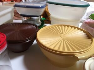 Tupperware & Assorted Containers Mile End West Torrens Area Preview