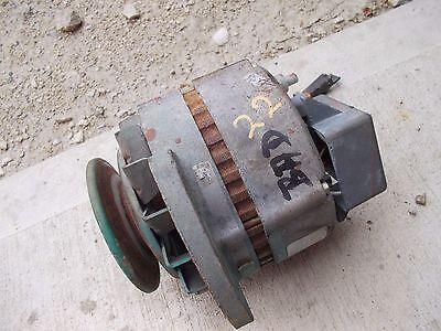 Massey Harris 22 Allis Chalmers Ac Ih Farmall Tractor Alternator W Belt Pulley