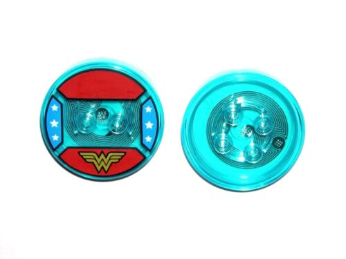 LEGO Dimensions Wonder Woman Super Heroes Toy Tags w/