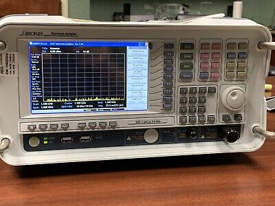 Aeroflex 3251 Spectrum Analyzer 3 Ghz Loaded Emi Wlan Gsm Phase Noise Vector An