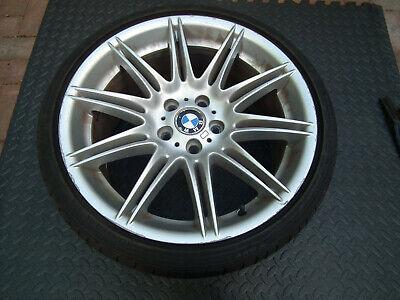 Genuine BMW MV4 Style 225 Rear 9J Alloy Wheel & Bridgestone Runflat Ref: MV4KR1