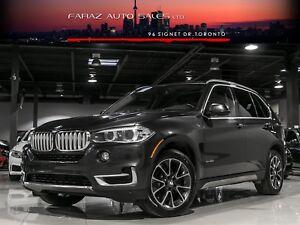 2014 BMW X5 3.5d HEADS-UP NAVI 360CAM COOLED SEATS EXEC PKG DI