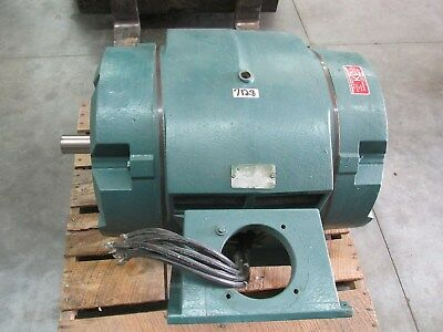 AC ELECTRIC MOTOR, 300 HP, 1780 RPM, 460 VOLT, 3/60, 445TS FR, DP ENCL.