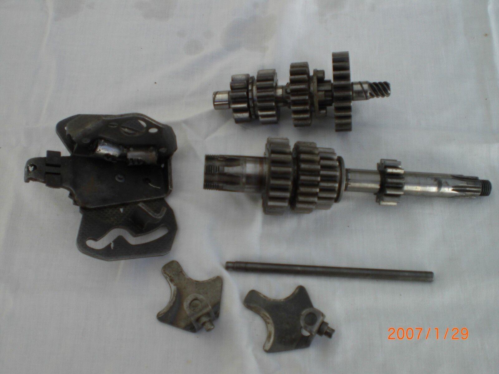 Getriebe Jawa 350
