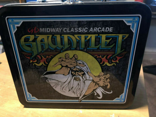Collectible Gauntlet Lunch Box