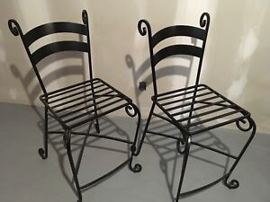 Pier 1 stools 2 for $60