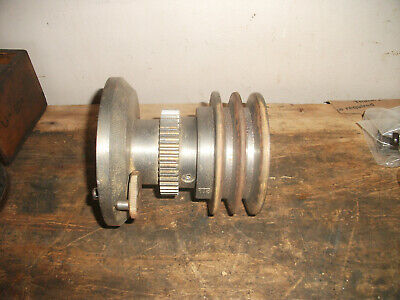 Rockwell Delta 10 Lathe Spindle Pulley And Gear