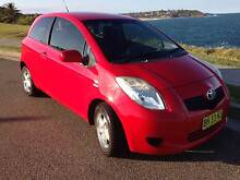 2008 Toyota Yaris 1.3L Hatchback Curl Curl Manly Area Preview