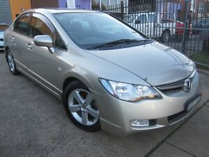 2008 Honda Civic VTi-L AUTOMATIC Sedan