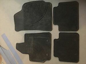 All-weather Floor Mats for FORD ESCAPE