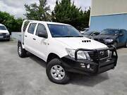 2011 Toyota Hilux Ute 4X4 T DIESEL SR TRAY Ravenhall Melton Area Preview