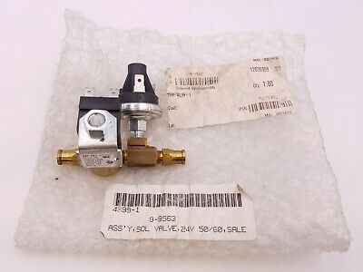 Thermal Dynamics 9-8563 Solenoid Valve Assembly 18 Orfice 52 Cutmaster System
