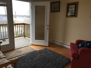 Short term room rental with private deck