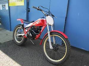 1985 Honda TLR200 trials bike, perfect for fun or competition West Ipswich Ipswich City Preview