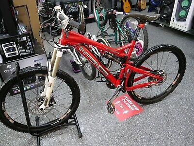 Intense tracer VP Full suspension MTB 2010  medium frame Red/white