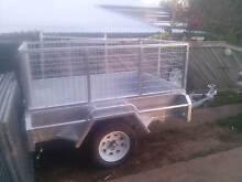 brand new 6x4 box trailer tilt cage hot dip gal Maryborough Fraser Coast Preview