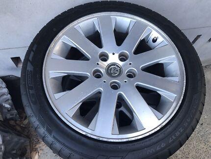 Holden Caprice Wm 18 Quot Genuine Alloy Wheels Wheels Tyres