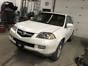 2005 ACURA MDX AWD **SAFETIED**PRIVATE SALE