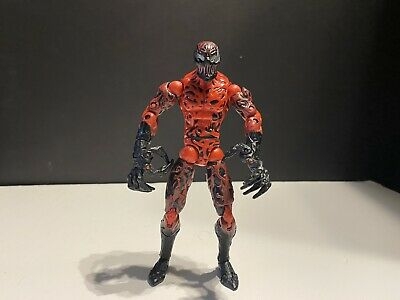"2008 Marvel Legends Spider-man Classics Series Carnage 6"" Action Figure Loose"