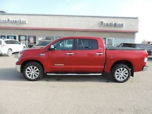 2013 Toyota Tundra Platinum 5.7L V8 Sunroof,Tonneau Cover,Run...