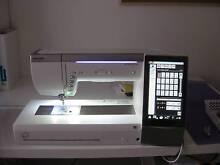 JANOME 15000V2 EMBROIDERY MACHINE    AS NEW Nuriootpa Barossa Area Preview
