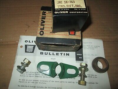 Oliver Tractor 667788770880 Brand New Steering Shaft Support Nos