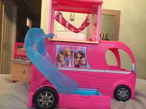 Barbie motor Home