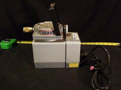 Diaphragm compressor pump Gast DOA-P701-AA Gast DOA-P701-AA Oilless Air Compressor 115 VAC COLE-PARMER 1.1 cfm