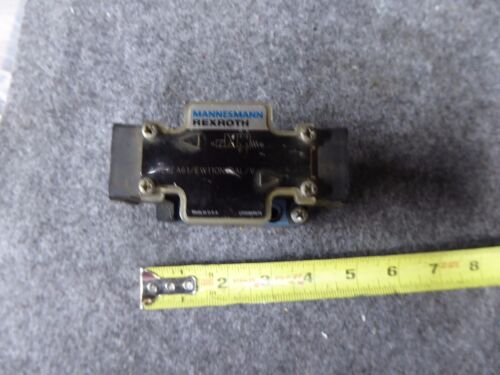 Rexroth Hydraulic Valve 4WE6EA61/EW110N9DAL/V