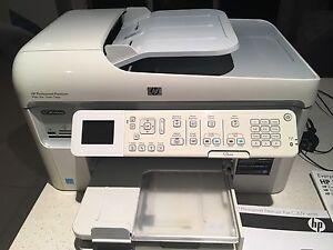 HP printer, scanner, fax & photosmart Burleigh Heads Gold Coast South Preview