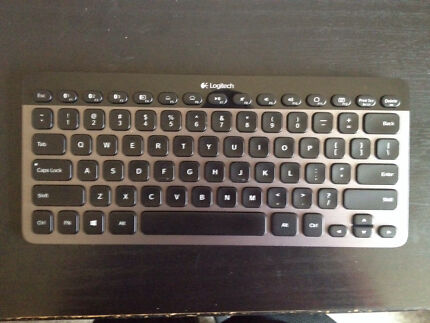 Logitech Bluetooth Illuminated Keyboard K810 Charlestown Lake Macquarie Area Preview