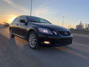 LEXUS GS300 AWD 135k CLEAN ONE OWNER! NO ACCIDENTS!