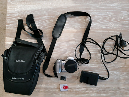 Wanted: Sony Cybershot Camera & Accessories