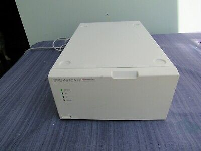 Shimadzu Spd-m10avp Diode Array Hplc Photo Detector Excellent And Guaranteed