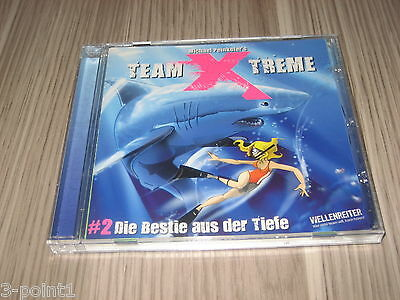 CD TEAM X TREME 2 DIE BESTIE AUS DER TIEFE
