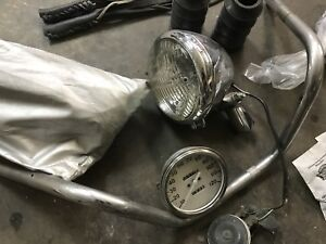Motorcycle parts