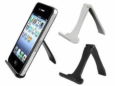 Mini Folding Desk Stand Holder Cradle For Apple iPhone 5 5S Samsung Cell Phones