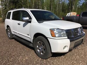 2007 Nissan Armada LE Loaded