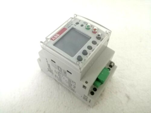 ABB RGU-10C Electronic Earth-leakage Protection Relay Cod.: P119441240000