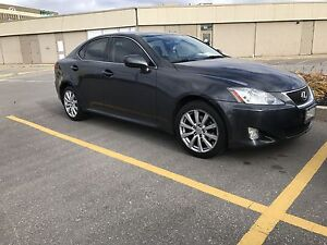 LEXUS IS 250 FULLY LOADED BACK UP CAMERA ,NAVI