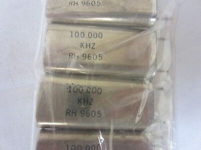 NEW CRYSTALS 60.000 KHZ 20 PIECES LOT SAME DAY SHIPP LOC BOX#24