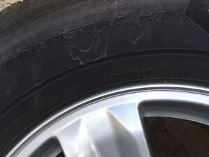 Ford F-150 265/70/17 rims and tires