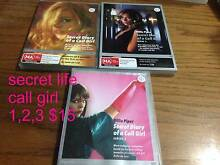 tv shows dvds secret diary call girl 1,2,3 $15 Cranbourne West Casey Area Preview