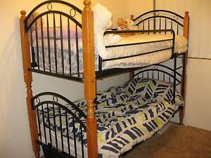 BUNK BEDS AND MATTERESS Hornsby Hornsby Area Preview