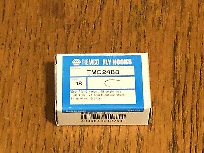 no tax /& free shipping* Tiemco Fly Tying Hooks TMC921 25 /& 100 pack