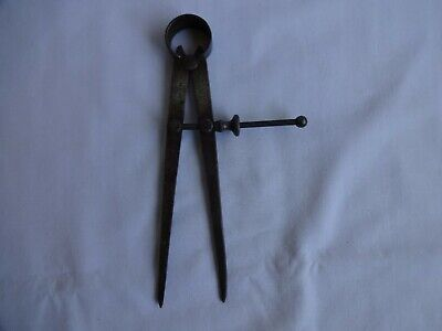 Antique L.S.S. Co, Athol Mass (Starrett) Inside Calipers, Pat. June 2, 1885 6.5