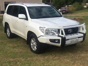Toyota Land Cruiser 2010 60th anniversary 200 series 44.5k NEED GONE  Alstonville Ballina Area Preview