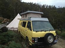 1983 Toyota HIACE Katoomba Blue Mountains Preview